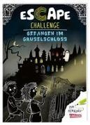 Cover-Bild zu Escape Challenge: Gefangen im Gruselschloss von Tielmann, Christian