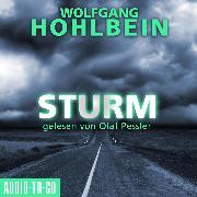 Cover-Bild zu Sturm (Gekürzt) (Audio Download) von Hohlbein, Wolfgang