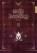 Cover-Bild zu Solo Leveling Roman 02 von Chugong