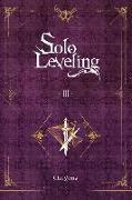 Cover-Bild zu Solo Leveling, Vol. 3 (light novel) von Chugong