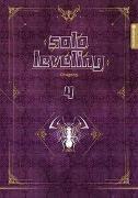 Cover-Bild zu Solo Leveling Roman 04 von Chugong
