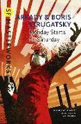 Cover-Bild zu Monday Starts on Saturday (eBook) von Strugatsky, Arkady