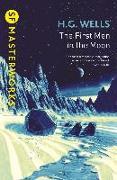 Cover-Bild zu First Men In The Moon (eBook) von Wells, H.G.