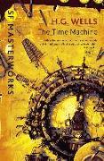 Cover-Bild zu Time Machine (eBook) von Wells, H.G.