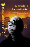 Cover-Bild zu Invisible Man (eBook) von Wells, H.G.
