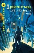 Cover-Bild zu Land Under England (eBook) von O'Neill, Joseph