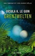 Cover-Bild zu Grenzwelten (eBook) von Le Guin, Ursula K.