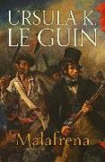 Cover-Bild zu Malafrena (eBook) von Le Guin, Ursula K.
