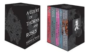 Cover-Bild zu A Court of Thorns and Roses Hardcover Box Set von Maas, Sarah J.
