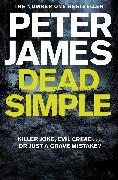Cover-Bild zu Dead Simple von James, Peter