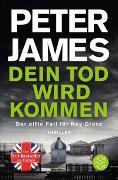 Cover-Bild zu Dein Tod wird kommen von James, Peter