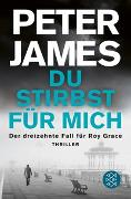 Cover-Bild zu Du stirbst für mich von James, Peter