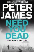 Cover-Bild zu Need You Dead von James, Peter