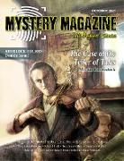 Cover-Bild zu Mystery Magazine: October 2021 (Mystery Magazine Issues, #73) (eBook) von Kelly, Michael
