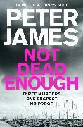Cover-Bild zu Not Dead Enough von James, Peter
