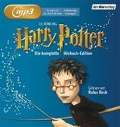 Cover-Bild zu Rowling, J.K.: Harry Potter