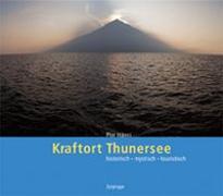 Cover-Bild zu Kraftort Thunersee von Hänni, Pier