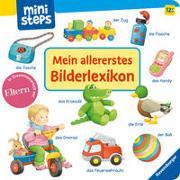 Cover-Bild zu ministeps: Mein allererstes Bilderlexikon von Neubacher-Fesser, Monika (Illustr.)