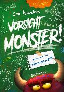 Cover-Bild zu Vorsicht, Monster! - Komm mit auf Monsterjagd! (Band 2) von Neudert, Cee