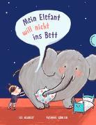 Cover-Bild zu Mein Elefant will nicht ins Bett von Neudert, Cee
