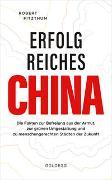 Cover-Bild zu Erfolgreiches China von Fitzthum, Robert