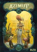 Cover-Bild zu Lupano, Wilfrid: Azimut 01. Jäger der verlorenen Zeit