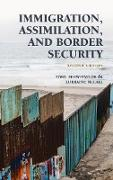 Cover-Bild zu Immigration, Assimilation, and Border Security (eBook) von Shaw-Taylor, Yoku