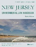 Cover-Bild zu New Jersey Environmental Law Handbook (eBook) von Telsey, Albert I. (Hrsg.)