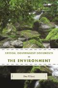 Cover-Bild zu Critical Government Documents on the Environment (eBook) von Philpott, Don