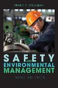 Cover-Bild zu Safety and Environmental Management (eBook) von Spellman, Frank R.