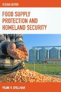 Cover-Bild zu Food Supply Protection and Homeland Security (eBook) von Spellman, Frank R.