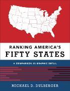 Cover-Bild zu Ranking America's Fifty States (eBook) von Dulberger, Michael D.