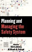 Cover-Bild zu Planning and Managing the Safety System (eBook) von Friend, Mark A.