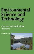 Cover-Bild zu Environmental Science and Technology (eBook) von Spellman, Frank R.