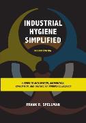 Cover-Bild zu Industrial Hygiene Simplified (eBook) von Spellman, Frank R.