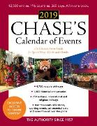 Cover-Bild zu Chase's Calendar of Events 2019 (eBook) von Editors Of Chase'S