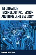 Cover-Bild zu Information Technology Protection and Homeland Security (eBook) von Spellman, Frank R.