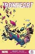 Cover-Bild zu Ironheart: Meant To Fly von Ewing, Eve