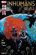 Cover-Bild zu Inhumans: Royals 2 - Das jüngste Gericht (eBook) von Ewing, Al