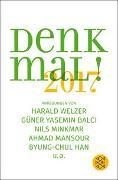 Cover-Bild zu Welzer, Harald: Denk mal! 2017