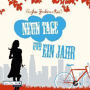 Cover-Bild zu Neun Tage und ein Jahr (Audio Download) von Reid, Taylor Jenkins