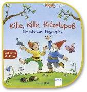Cover-Bild zu Kille, kille, Kitzelspaß. Die schönsten Fingerspiele von Görtler, Carolin