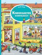 Cover-Bild zu Kindergarten Wimmelbuch von Görtler, Carolin (Illustr.)