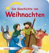 Cover-Bild zu Die Geschichte von Weihnachten von Langen, Annette