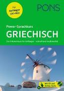 Cover-Bild zu PONS Power-Sprachkurs Griechisch