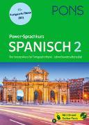 Cover-Bild zu PONS Power-Sprachkurs Spanisch 2