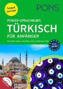 Cover-Bild zu PONS Power-Sprachkurs Türkisch für Anfänger