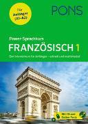 Cover-Bild zu PONS Power-Sprachkurs Französisch 1