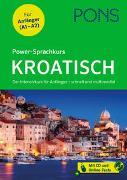 Cover-Bild zu PONS Power-Sprachkurs Kroatisch