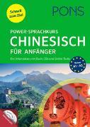 Cover-Bild zu PONS Power-Sprachkurs Chinesisch für Anfänger